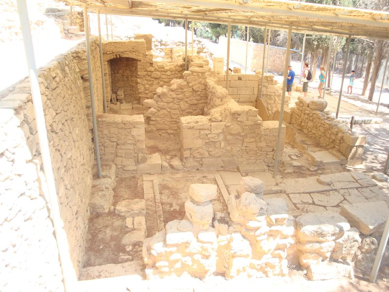061. Private houses - Knossos (Κνωσσός)