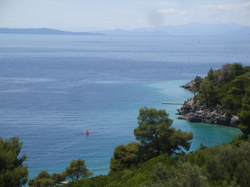 005. Walking from Milia (Μηλιά) to Panormos beach -