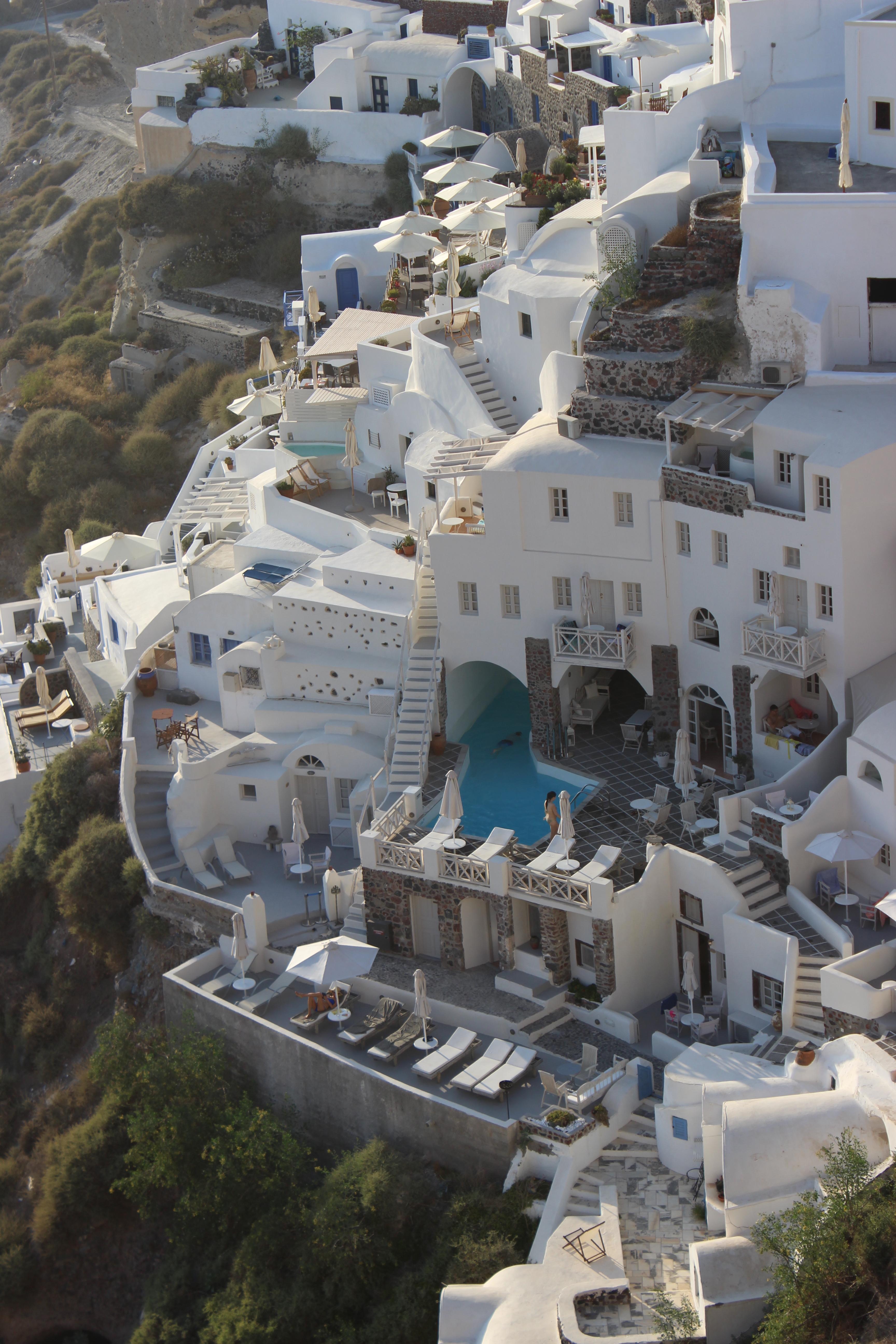 22. Luxurious Oia - Santorini