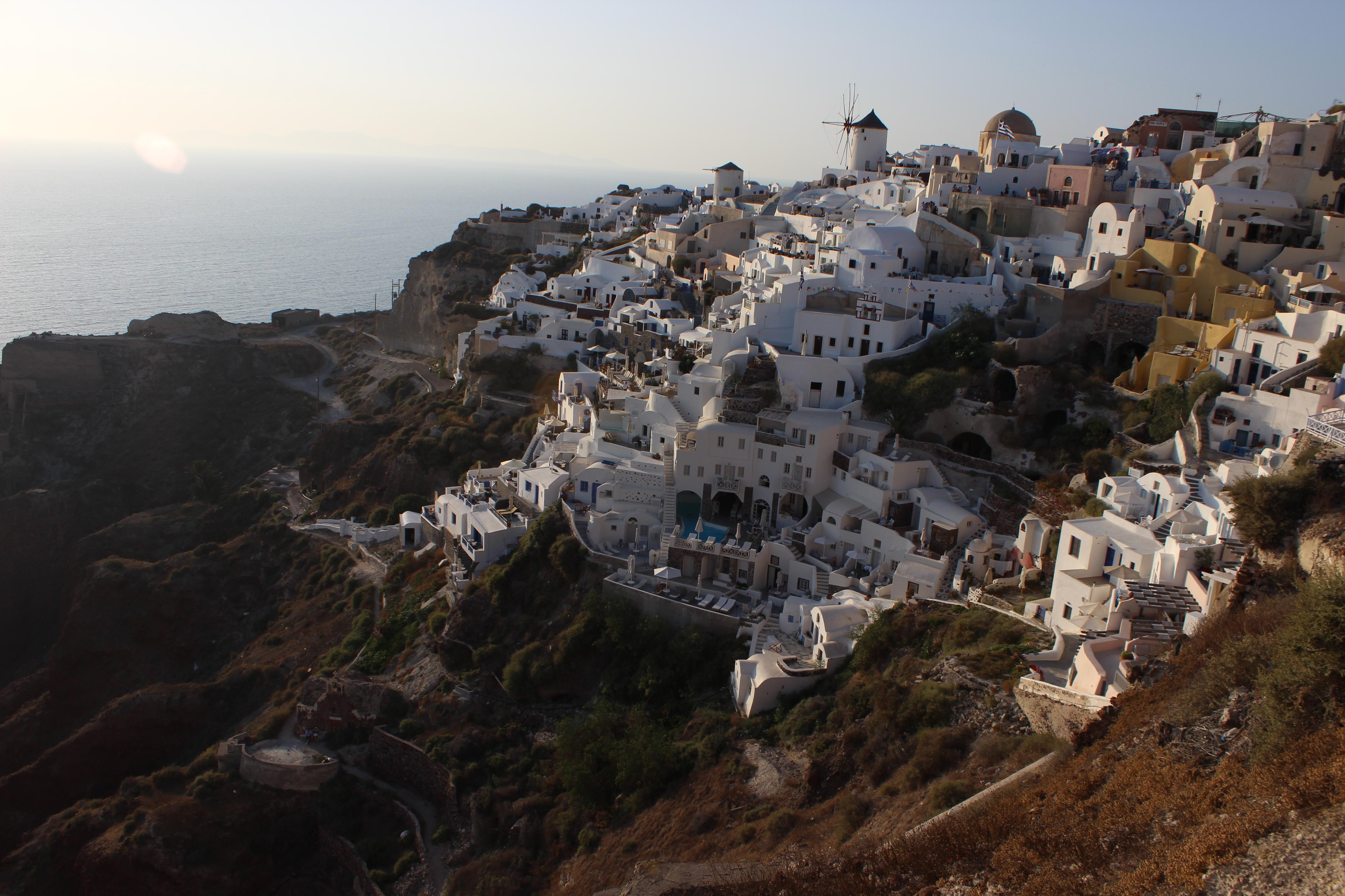 24. Evening Oia - Santorini